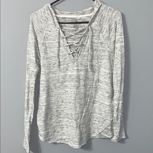 Super soft American Eagle hooded sweater